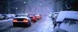 Вождение в сложных городских и погодных условиях в стиле Драйв!